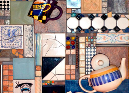 Kitchen Mosaic  NFS